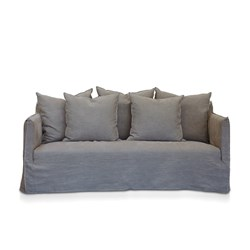 Como Mauve 2.5 Seater Sofa Cover