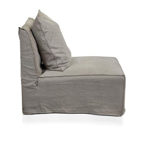 Como Mauve 1 Seater Cover