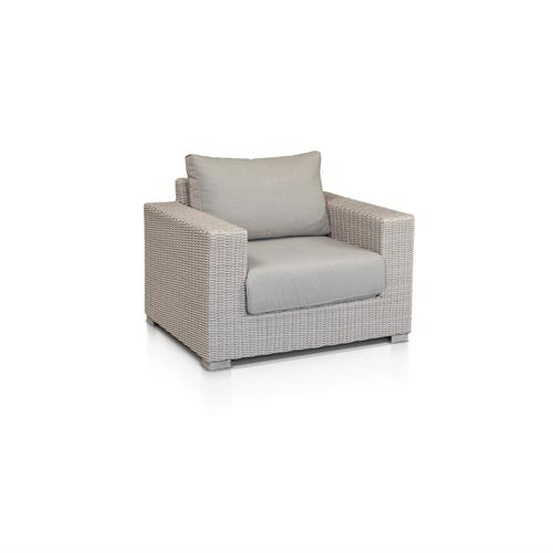 Barcelona Natural 1 Seater Lounge