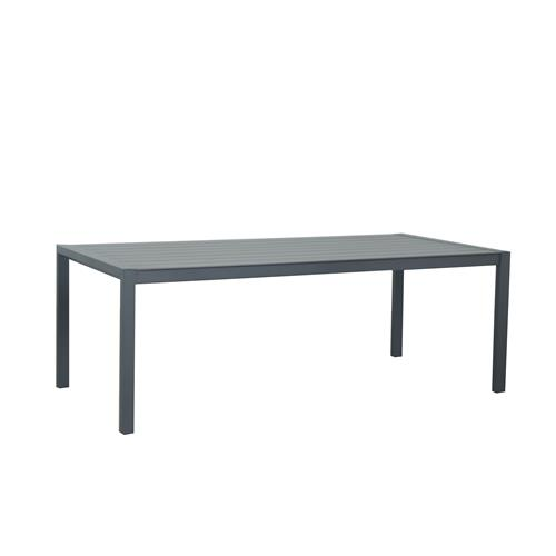 Madrid 2100 Gunmetal Dining Table