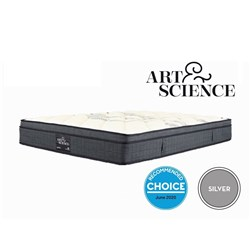 Silver Extra Comfort King Mattress