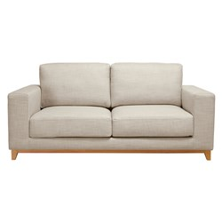 Dallas Sea Pearl 2 Seater Sofa