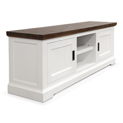 Aspen 1700 Two Tone TV Unit