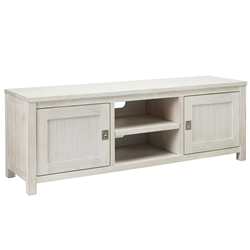 Florida 2000 Brushed White TV Unit
