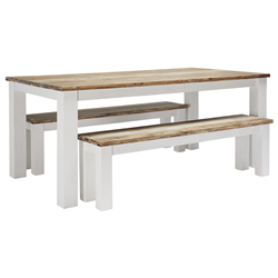 Somara Dining Suite (Table & 2 Bench)