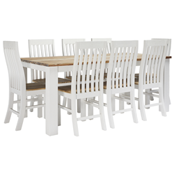 Somara 1900 Dining Suite (Table & 8 Chair)