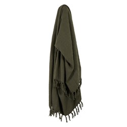 Todi Olive Throw