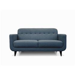 Amalfy Midnight Blue 2 Seater Sofa