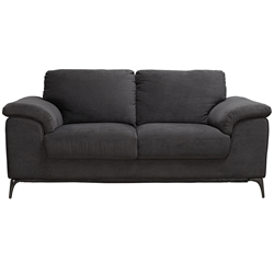Camilla Storm Grey 2 Seater Sofa