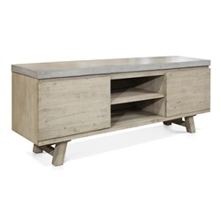 Nova Polished Concrete  TV Unit