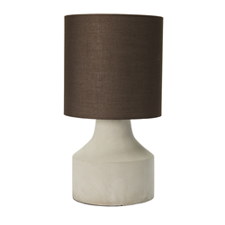 Hugo Concrete Lamp