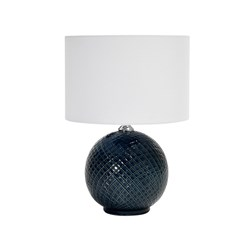 Luella Blue Lamp