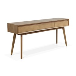 Kelby 3 Dwr Console Table