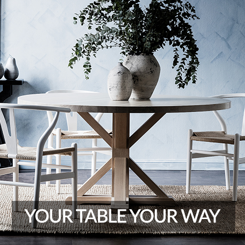"""Your Table Your Way"""