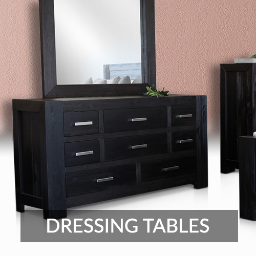 Dressing Table & Mirrors
