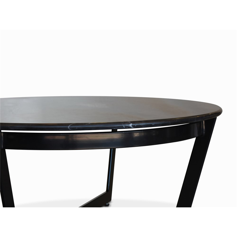 Verona Marble Coffee Table: Diani Black Faux Marble Coffee Table 1200mm