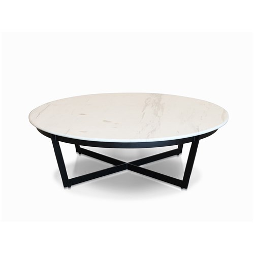 Marble Coffee Table Cleaner: Diani Faux Marble Coffee Table 900mm