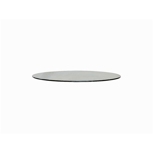 1200 Round Glass Dining Table Top James Lane Furniture