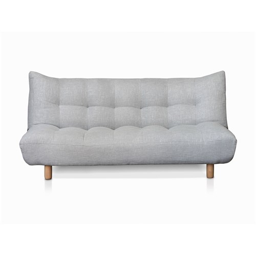 Cairns Light Grey Sofa Bed