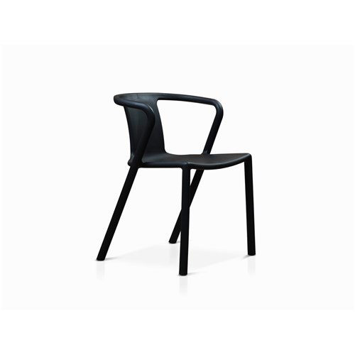 Newport Replica Jasper Morrison Air Black Dining Chair