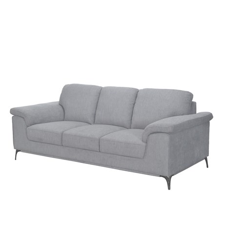 Camilla Grey 2 Seater Sofa James Lane