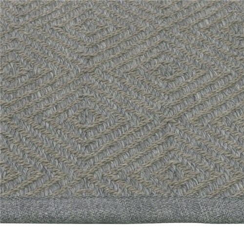 Seasons Diamond Grey Floor Rug